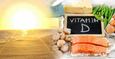 Alimentos que contém vitamina D