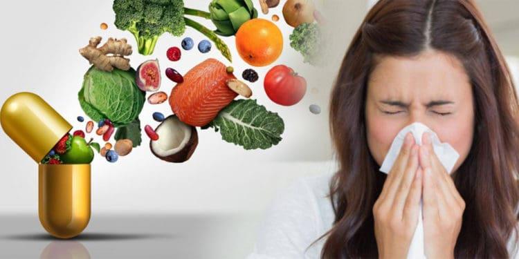 Consuma Alimentos que Previnem a Gripe e livre-se dela
