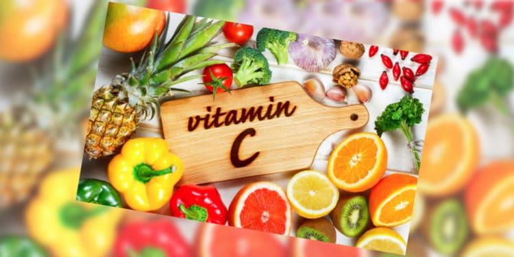 quais são os Alimentos ricos em vitamina C